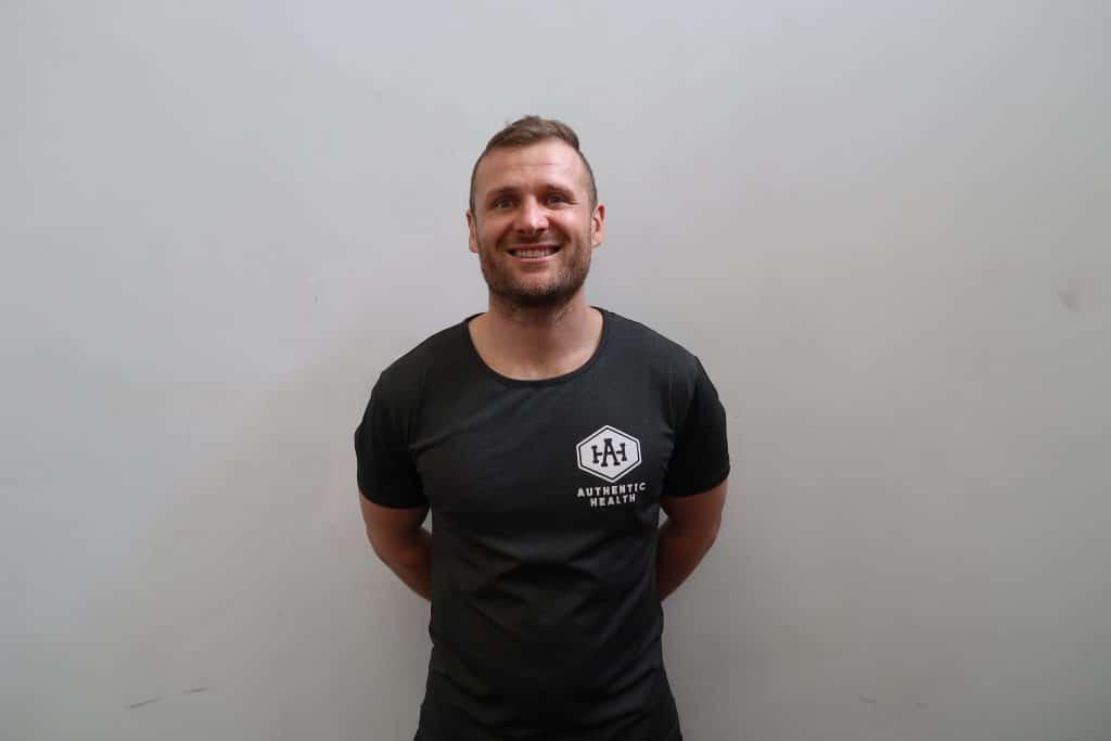Chris Dawson - Authentic Health Team Member