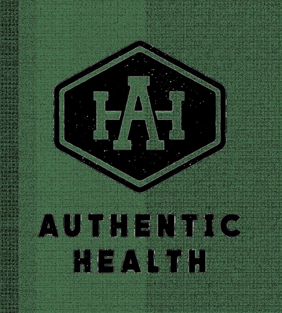 Authentic health logo